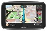 TomTom GO 6200 4PL60 4PL6.001.00 Pkw-Navi (6 Zoll mit Updates über Wi-Fi, Lebenslang Traffic via SIM-Karte, Weltkarten, Freisprechen)