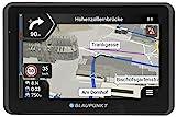Blaupunkt TravelPilot65 ACTIVE CONNECT EU LMU 6 Zoll PKW Navigation, Aktiv Halter, Europa Karte, Lifetime Update, Echtzeit TMC LIFE