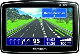 TomTom XL LIVE Europe Navigationssystem (Live Services, Europa, Fahrspurassistent, Text-to-Speech, 6  Monate Live Dienste, HD Traffic)