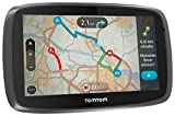 TomTom GO 5000 Europe Navigationsgerät (13 cm (5 Zoll) Touchscreen, 8GB interner Speicher, QuickGPSfix, Lifetime TomTom Traffic & Maps) schwarz