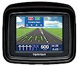 TomTom IQ Routes Urban Rider Europe Motorrad-Navigationssystem (8,9 cm (3,5 Zoll) Display, Fahrspurassistent)