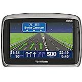 TomTom Go 750 Live 12M Navigationsgerät (10,9 cm (4,3 Zoll) Display, 45 Länderkarten, Fahrspurassistent, Text-to-Speech,  12 Monate Live Dienste)