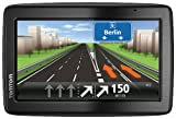 TomTom Via 135 M Europe Traffic Navigationssystem inkl. FREE Lifetime Maps, 13 cm (5 Zoll) Display, 49 Länder, TMC, Fahrspur- und Parkassistent, Freisprechen per Bluetooth, IQ Routes, Map Share