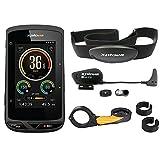 Xplova X5Smart Bike GPS Fahrradcomputer Action Camera Modell + Geschwindigkeit/Cadenza + Herzfrequenzsensor