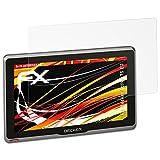 atFoliX Schutzfolie kompatibel mit Becker Active.7S EU Displayschutzfolie, HD-Entspiegelung FX Folie (3X)