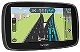 TomTom Start 60 Europe Navigationsgerät (6 Zoll, Lifetime Maps, Fahrspurassistent,  Tap & Go, Schnellsuche, Karten von 45 Ländern Europas)