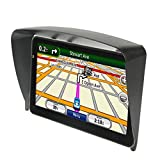 subtel® Sonnenblende Sonnenschutz kompatibel mit 7' Navigationsgeräte