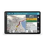 """Garmin Camper 1090 MT-D -Navigationsgerät mit riesigem 10"""" Display für Wohnmobile und Wohnwagen, vorinstallierte 3D-Karten für Europa, Verkehrsinfos über DAB+, Campingplatz-Datenbank, flexible Montage"""