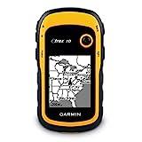 Garmin eTrex 10 GPS Handgerät - 2,2' monochrome, Batterielaufzeit bis 25 Std. (Generalüberholt)