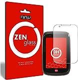 ZenGlass (2 Stück) Flexible Glas-Folie kompatibel mit Falk Tiger Geo Panzerfolie I Display-Schutzfolie 9H