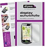 dipos I 3X Schutzfolie klar kompatibel mit Teasi One 3 Extend Folie Displayschutzfolie