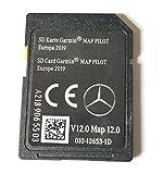 SD-Card Mercedes Garmin-Karte Pilot STAR1 v12 Europe 2019 - A2189065503