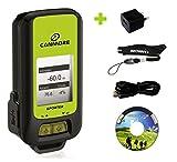 G-PORTER GP-102+ GPS- Multifunktionsgerät (grün) - Set mit 110-240V Netzteil