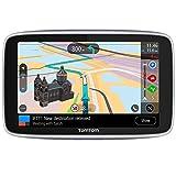 TomTom GO Premium Pkw-Navi (5 Zoll mit Updates über Wi-Fi, Lebenslang Traffic via SIM-Karte, Weltkarten, Last Mile Navigation und IFTTT)