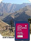 Satmap MapKarte: Sdafrika Norden (1:50k)