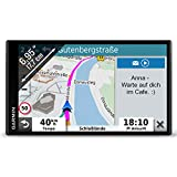Garmin DriveSmart 65 MT-D EU Navi -  extragroßes Touch-Display, 3D-Navigationskarten und Live-Traffic via DAB+