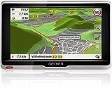 Becker active.6 CE LMU Navigationsgerät (15,8 cm (6,2 Zoll) Bildschirm, 20 Länder vorinstalliert, TMC, Becker MagClick Aktiv, Becker SituationScan)