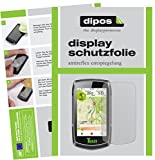 dipos I 3X Schutzfolie matt kompatibel mit Teasi One 3 Extend Folie Displayschutzfolie