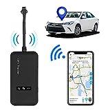 Auto GPS Tracker, Likorlove Fahrzeug Tracker Echtzeit GPS/GPRS/GSM Monitoring System GPS Locator, Anti Verloren GPS Ortungsgerät für Autos Motorrad LKW Tracker mit Kostenlos APP für Smartphone
