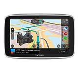 TomTom Navigationsgerät GO Premium (5 Zoll, Stauvermeidung dank TomTom Traffic, Karten-Updates Welt, Updates über WiFi, Freisprechen)