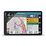 "Garmin dēzl LGV1000 MT-D – LKW-Navi mit riesigem 10,1"" (25,7 cm) HD-Touchdisplay & vorinstallierten 3D-EU-Navigationskarten. Digital Traffic DAB+, Multimedia-System, Warnhinweise, Parkplatz-Finder"