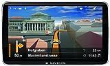 Navigon 92 Premium Navigationssystem (12,7 cm (5 Zoll) kapazitives Echtglas-Display, Europa 44, NAVTEQ Traffic, Navigon Flow, Sprachsteuerung)