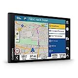 Garmin DriveSmart 76 MT-S – Navigationsgerät mit großem 7 Zoll (17,8 cm) HD-Display, 3D-Europakarten mit Umweltzonen, Verkehrsinfos in Echtzeit via Garmin Drive App, Sprach- und Fahrerassistenz
