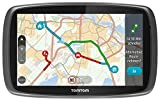 TomTom GO 51 World Traffic Navigationssystem (12,7 cm (5 Zoll) resistives Touch Display - Bedienung per Fingergesten, Lifetime TomTom Traffic & Maps, Weltkarten)