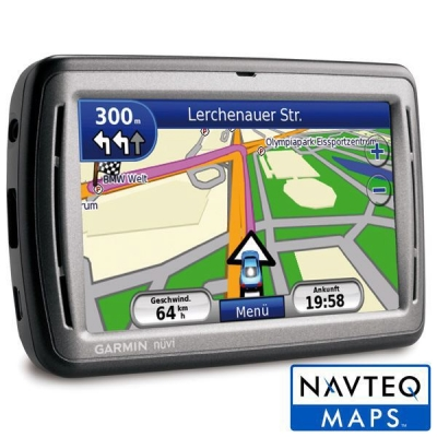 garmin n vi 860 t mit sprachsteuerung im navi test. Black Bedroom Furniture Sets. Home Design Ideas