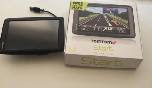 tomtom start 60 mit 6 zoll display im navi test 2012. Black Bedroom Furniture Sets. Home Design Ideas