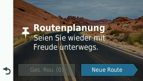 Garmin-driveassist-51-Untermenue-Zieleingabe-Routenplanung