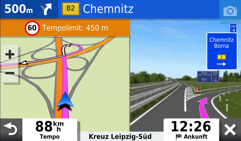 garmin-drivesmart-65-verlassen-der-autobahn