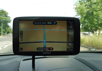 tomtom-go-basic-test