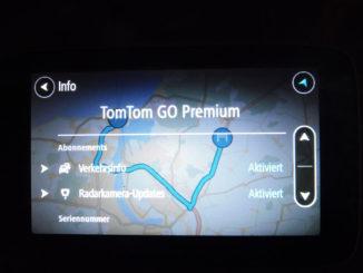 TomTom Go Premium im Navi Test 2019
