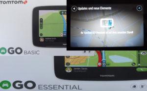 TomTom Go Basic Go Essential und Go Premium auf einem Blick im Test