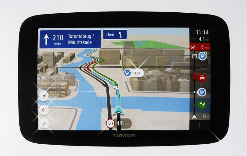 TomTom Go Discover 7 Zoll Navigationsgerät